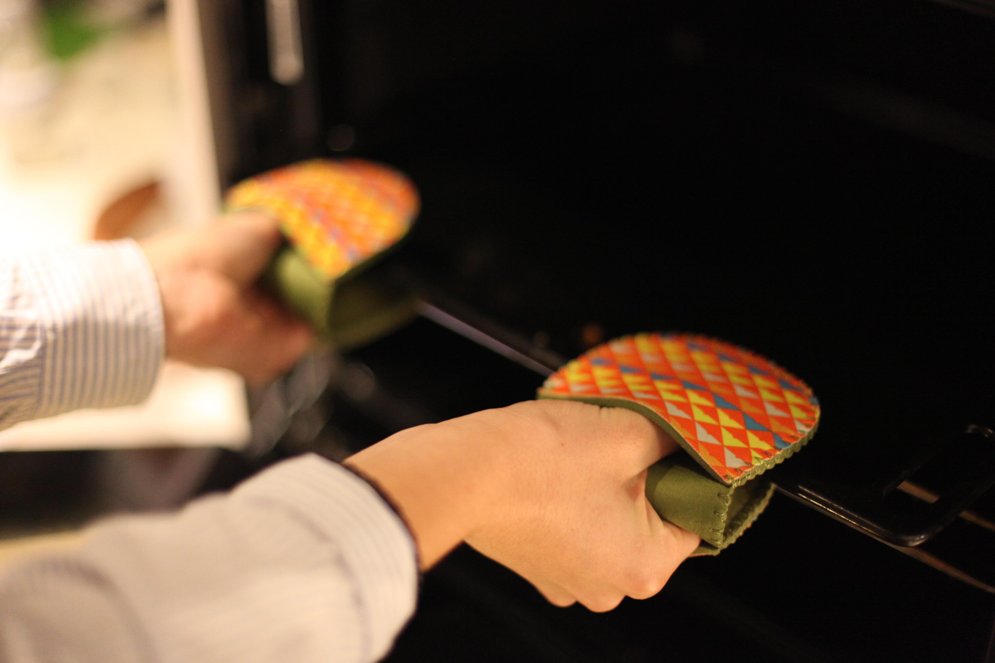 Oven Finger Grips