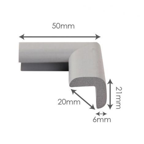 Corner Guard 50mm x 21mm